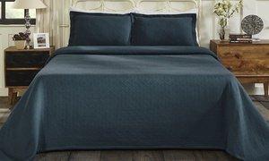 Superior 100% Premium Cotton Oversized Bedspread