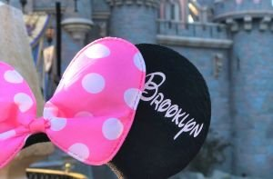Adorable Personalized Mouse Ears