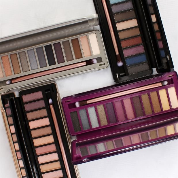 Eyeshadow Palettes | Free Shipping