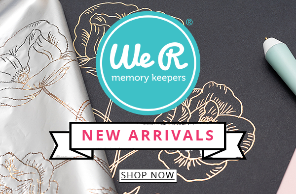 We R Memory Keepers New Arrivals