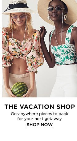 The Vacation Shop - Shop Now