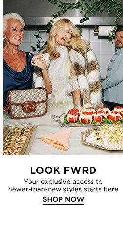 Look FWRD - Shop Now