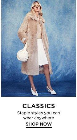 Classics - Shop Now