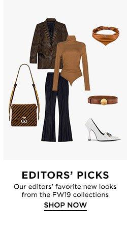Editors Picks - Shop Now