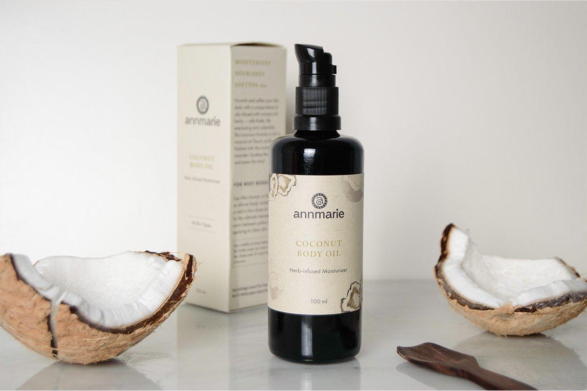 15% Off Coconut Body Oil