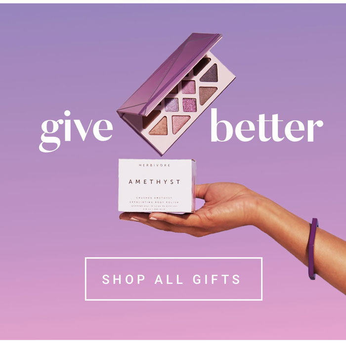 Give better | shop all gifts