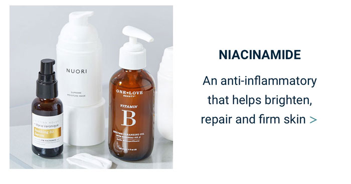 Shop power ingredients | Niacinamide