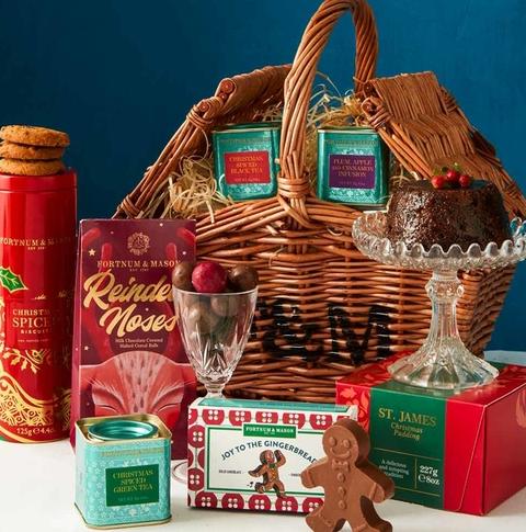 The Fortnum's Christmas Basket