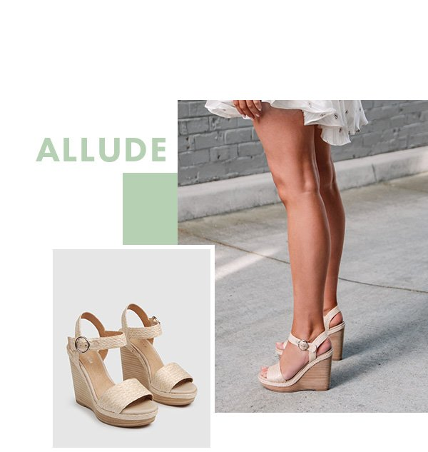 Allude Wedges