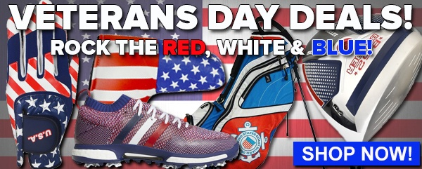 Celebrate Veterans Day & ROCK The Red, White & Blue!