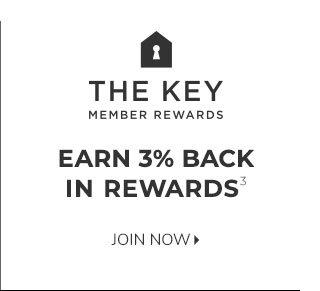 The Key Member Rewards
