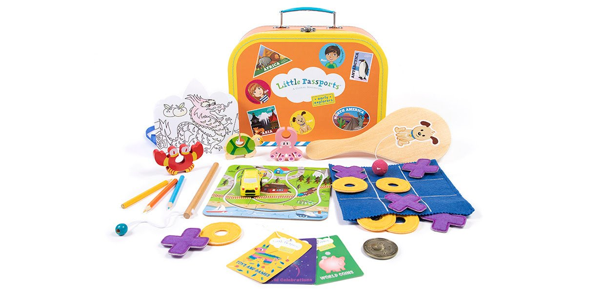 Introduce your preschooler to the world!