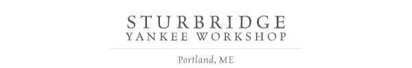 Shop The Sturbridge Yankee Workshop Website