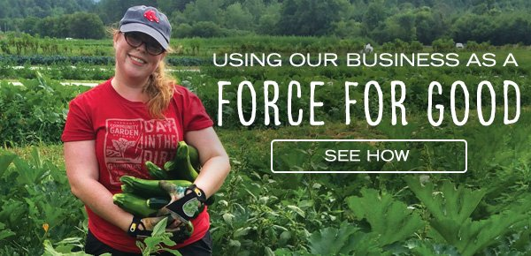 Using Our Business as a Force for Good - See How