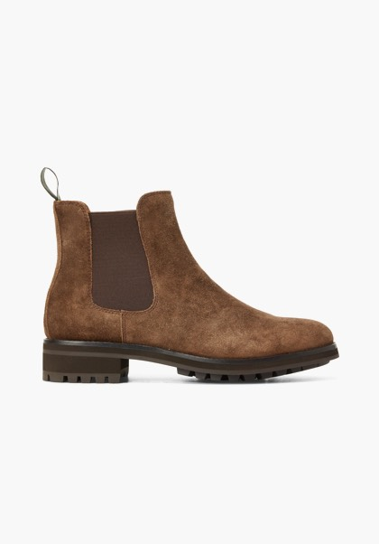BRYSON SUEDE CHELSEA BOOT