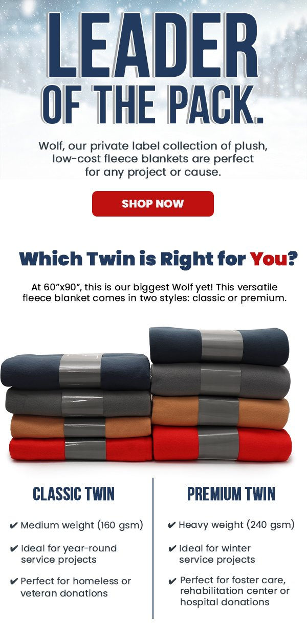 Shop All Wolf Twin Blankets