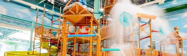 Great Wolf Lodge Water Park Resort in Illinois