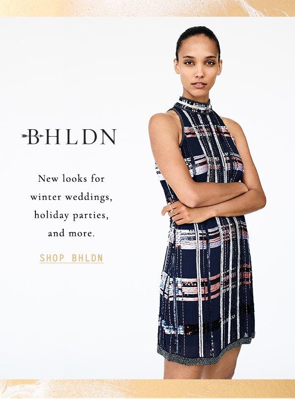 Shop BHLDN.