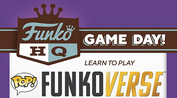 Learn to play Funkoverse