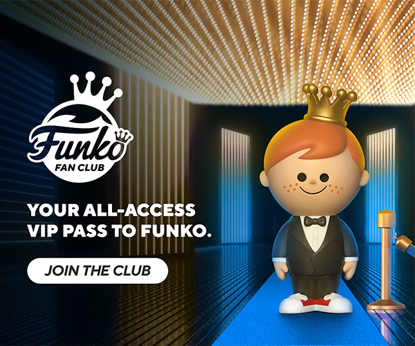 Join the Funko Fan Club