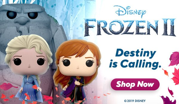Shop Frozen 2 with Funko