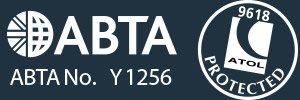 ABTA no. Y1256 - ATOL Protected 9618