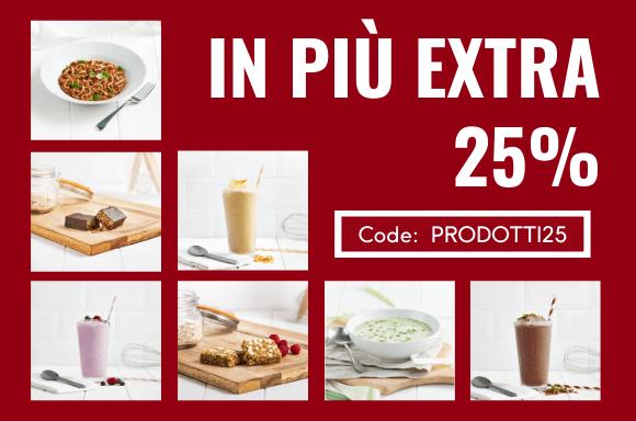 Codice Promozionale Dieta Exante Italia