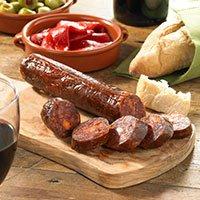 Ibérico Longaniza Chorizo