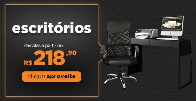 Escritórios - Parcelas a partir de R$218,90