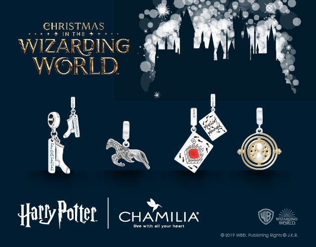 Shop Christmas in the Wizarding World Charms