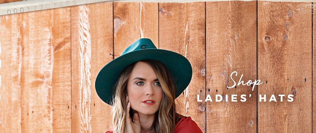 Shop Ladies' Hats
