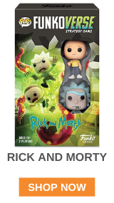 Pop! Funkoverse Rick and Morty - Expandalone