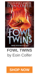 FOWL TWINS TPB by Eoin Colfer