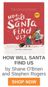 HOW WILL SANTA FIND US (FS) H/B