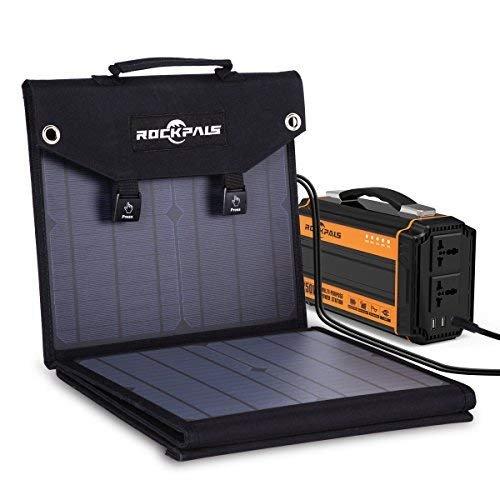 250W POWER & 60W SOLAR