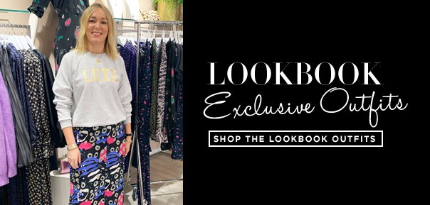 Lookbook Exclusive Outfits - Shop The Lookbook Outfits
