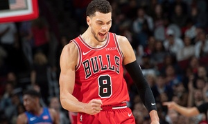 NBA Basketball: Chicago Bulls