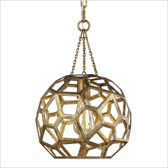 Feccetta Pendant by Feiss.