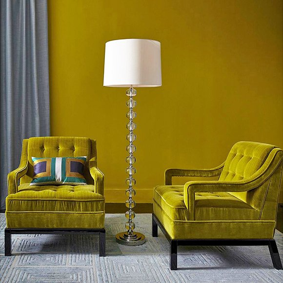 Doris Chair by Jonathan Adler.