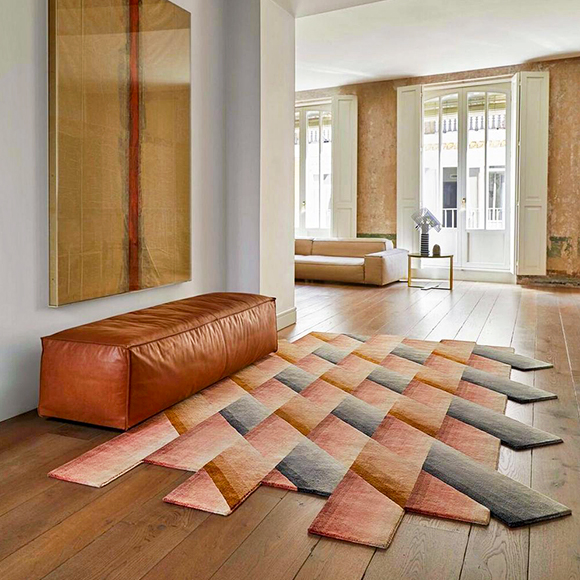 Mirage Rug by Gan Rugs.