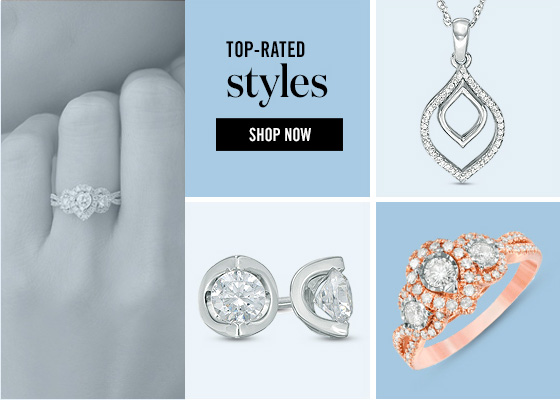 Shop Top-Rated Styles >