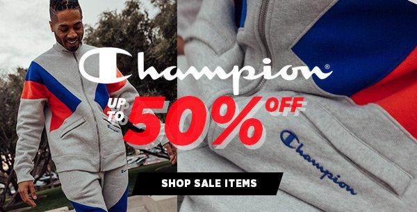 Shop Champion Sale Gear