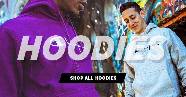 Shop The Latest Champion Hoodies