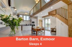 Barton Barn - Property Image