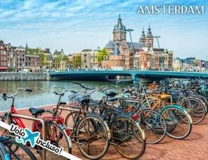 Fuga ad Amsterdam
