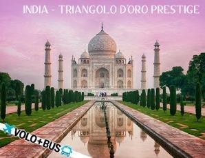 INDIA TRIANGOLO D'ORO VOLO TOUR