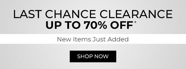Shop the HisRoom Clearance Sale