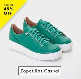 Zapatillas Casual / Hasta 45% OFF