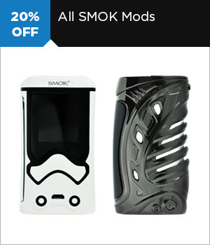 20% off SMOK Mods