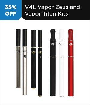 35% off V4L Vapor Zeus and Titan Kits